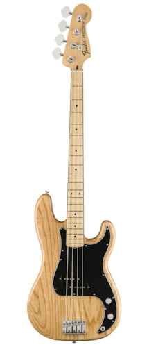 Fender Limited Edition 70's Precision Bass Natural - Maple Brand New $999.99