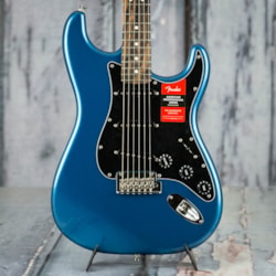Fender Limited Edition American Professional Stratocaster, Lake Placid Blue