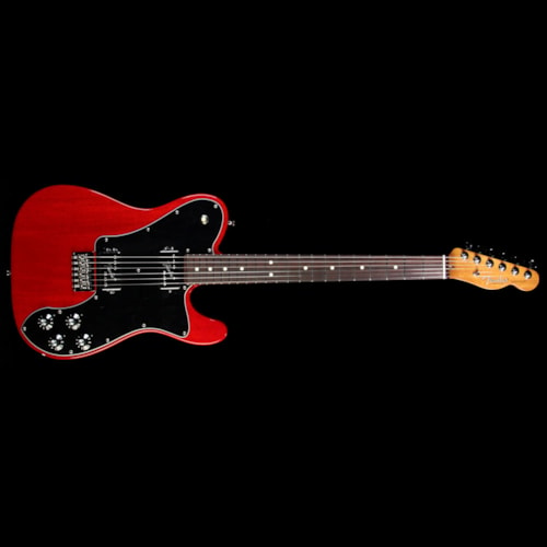 Fender Limited Edition American Pro Mahogany Telecaster Deluxe Shawucker Excellent, $1,549.00