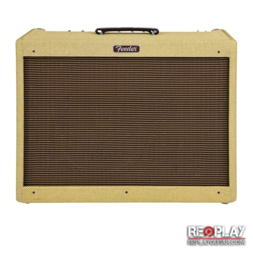 Fender Limited Edition Blues Deluxe Blonde with Jensen P12Q