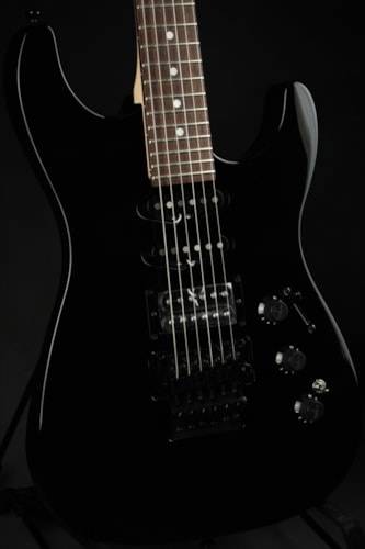 Fender Limited Edition HM Strat - Black