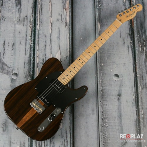 Fender Limited Edition Malaysian Blackwood Telecaster 90 (Natural) Brand New, $1,999.99