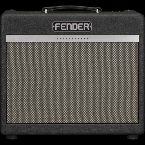 Fender Limited Editon Bassbreaker 15 Combo Midnight Oil