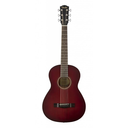 Fender MA1 3/4 Size Acoustic - Red Burst Brand New $149.99