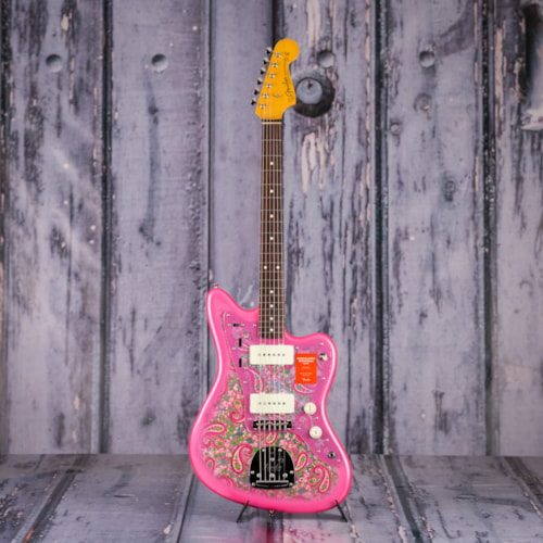 Fender Made In Japan Traditional 60s Jazzmaster, Pink Paisley Brand New, $999.99