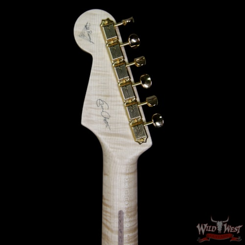 Fender Masterbuilt NOS Clapton Gold Leaf Stratocaster by Todd Krause Gold Leaf, Brand New, $7,999.00