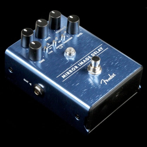 Fender Mirror Image Delay Effects Pedal Brand New $149.99