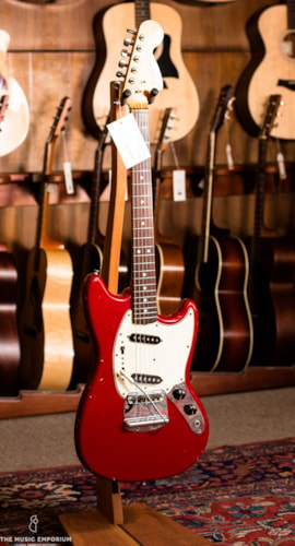 Fender® Mustang® Dakota Red, Brand New, $1,500.00