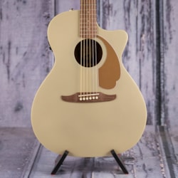 Fender Newporter Player Acoustic/Electric, Champagne