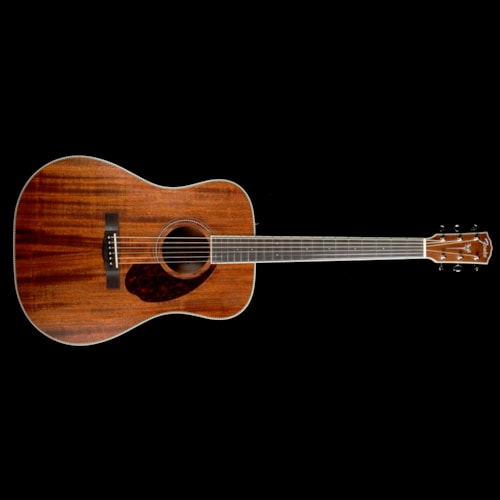 Fender Paramount PM-1 Standard Dreadnought All Mahogany NE Natural Brand New