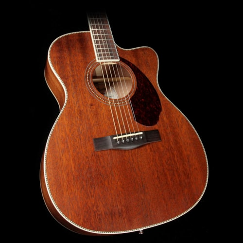 Fender Paramount PM-3 Triple-0 NE All Mahogany Natural