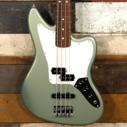 Fender Player Jaguar Bass Sage Green Pao Ferro