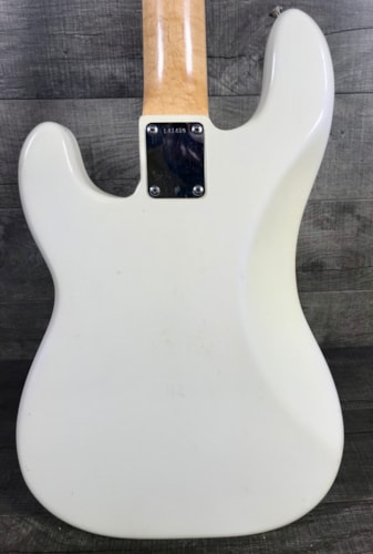 Fender Precision Bass 1964 Olympic White