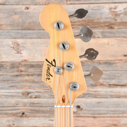 Fender Precision Bass LEFTY Black Refin 1976