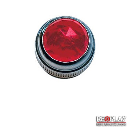Fender PURE VINTAGE AMPLIFIER JEWELS - Red Brand New $9.99