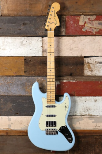 Fender Sixty-Six Daphne Blue