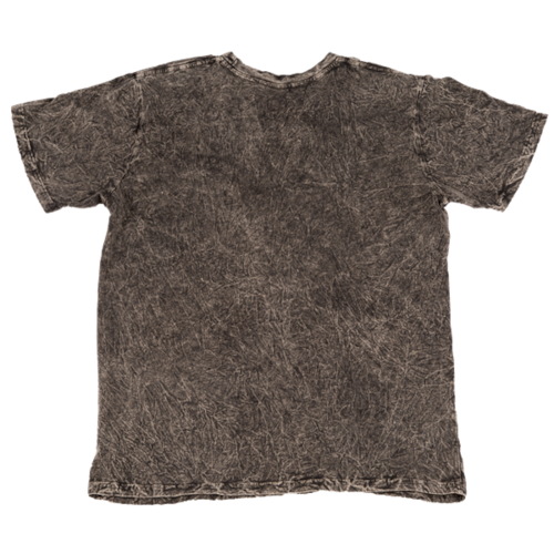 Fender Spirit of Rock T-Shirt Small Gray Acid Washed, Brand New