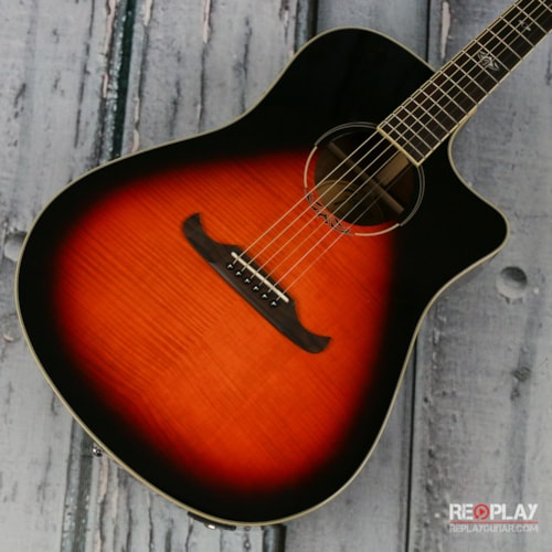 Fender T-Bucket 300CE (Flame Maple Sunburst) Brand New, $299.99