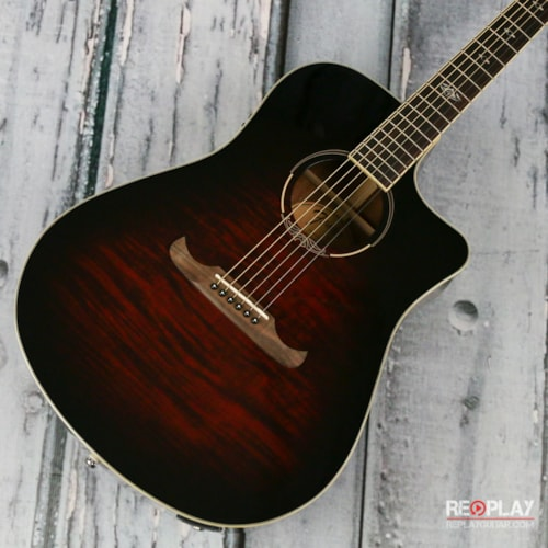 Fender T-Bucket 300CE (Trans Cherry Burst) Brand New, $299.99