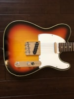 1967 Fender Telecaster Custom MINT