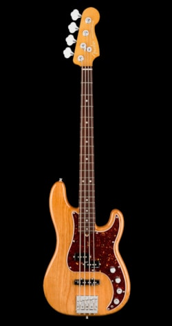 Fender Ultra P Bass, Rosewood - Aged Natural (132)