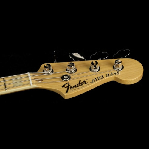 Fender USA Geddy Lee Jazz Bass Black
