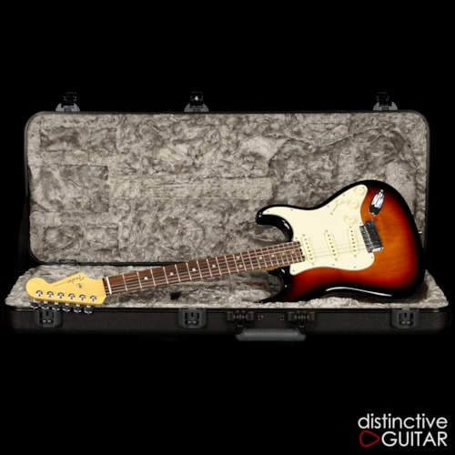 Fender® USA Stratocaster® Elite Sunburst, Near Mint, Original Hard, $1,679.00
