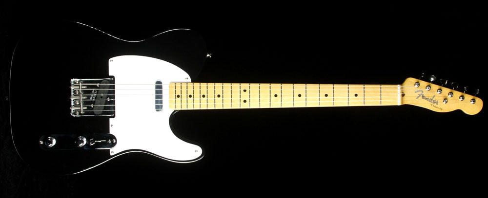2013 Fender Used 2013 Fender Classic Series '50s Esquire Dual-Pickup Electric Guitar Black