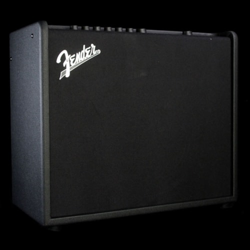 Fender Used Fender Mustang GT 100 Guitar Combo Amplifier Black Excellent, $339.00