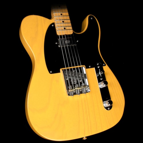 Fender Used Fender Vintage Hot Rod '52 Telecaster Electric Guitar Butterscotch Blonde Excellent, $1,499.00
