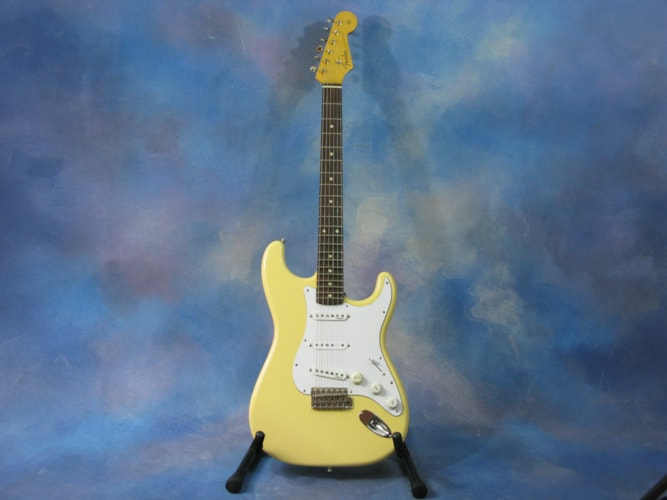 Fender® Yngwie Malmsteen Owned & Used Stratocaster® Creme, Excellent, Original Hard, $6,995.00