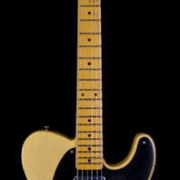 2020 Fender Custom Shop 1951 Telecaster Relic Maple Neck (1951 Reissue)