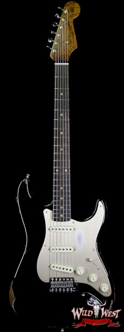Fender Custom Shop 1960 Roasted Stratocaster Relic Birdseye Neck