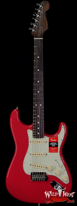 2020 Fender USA American Professional Stratocaster Solid Rosewood