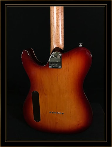 Fibenare Roadmaster '56 Thinline in Sunburst