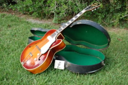 ~1950 Forcillo electric archtop