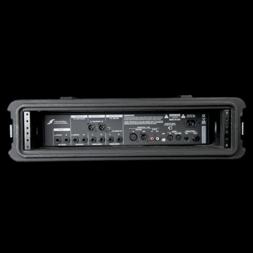 Fractal Audio Used Fractal Audio Axe-FX II Electric Guitar Signal Processor with SKB Rack Case Excellent, $1,849.00