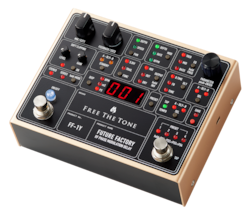 Free the Tone Future Factory FF-1Y Phase Modulation Delay Pedal