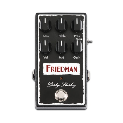 Friedman Dirty Shirley Overdrive Pedal Brand New $199.99