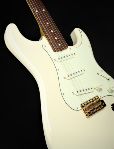 Fender Limited Edition Made in Japan Traditional 60s Stratocaster Daybreak - Olympic White