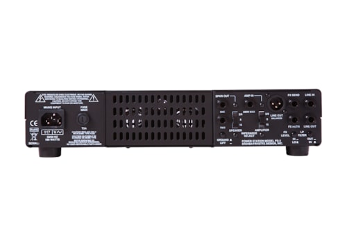 Fryette PS2 Power Station Version II Reactive load with 50w Re-amp