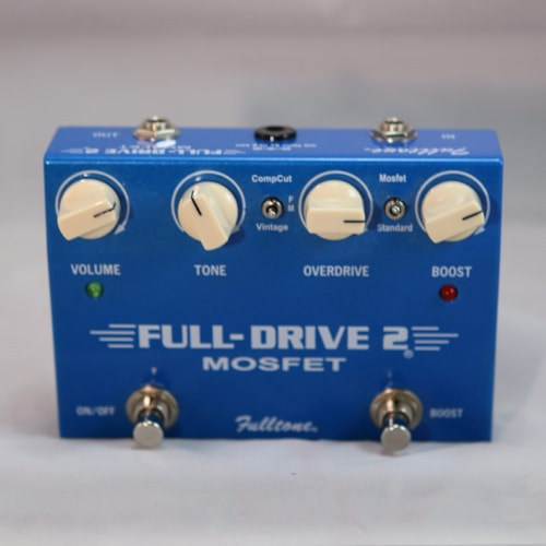 Fulltone Full Drive 2 Very Good $99.99