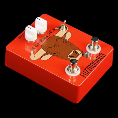 Fuzzrocious Anomalies Delay Effects Pedal Brand New, $96.00