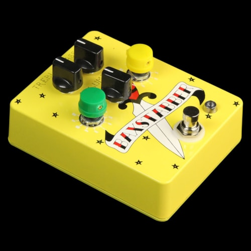 Fuzzrocious Baxstabber Pre-Amp & Tone Shaper Effects Pedal