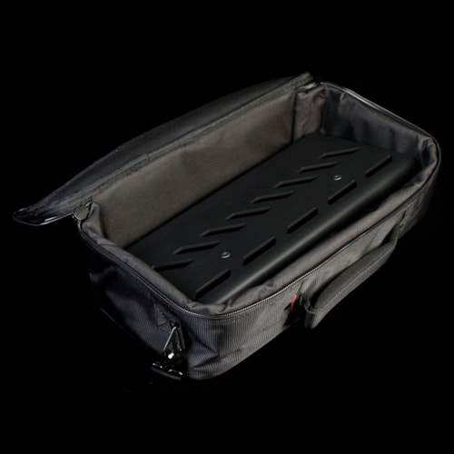 Gator Aluminum Series Small Pedal Board with Carry Bag Brand New