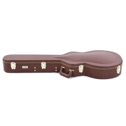Gator Laminated Wood Case for 335 Guitar
