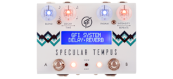 GFI System Specular Tempus Delay and Reverb Pedal