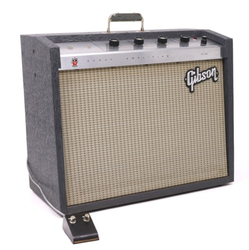 Gibson 1960s Scout Combo Amp Brand New, $795.00