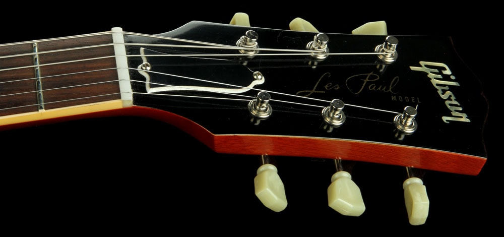 Gibson 2010 Gibson Custom Shop '59 Les Paul Electric Guitar Washed Cherry Excellent, $4,499.00