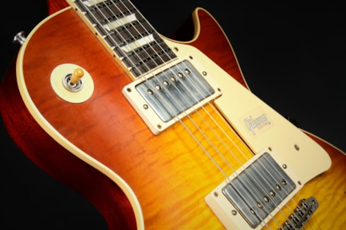 Gibson Custom Shop 60th Anniversary '59 Les Paul Standard VOS Bolivian Rosewood (1959 reissue)